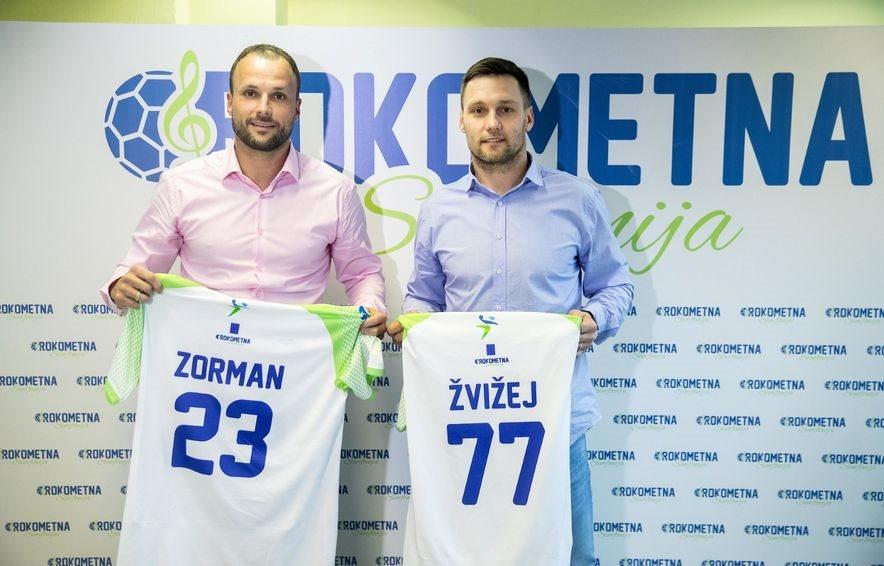 Živžej in Zorman