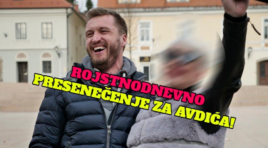 Denis Avdić in Andreja Makoter zapela
