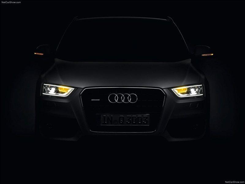 Otroci so staršem povedali, da je neznanec sedel v avtomobilu, na katerem so narisani štirji krogci. Starši so tako predvidevali, da gre za znamko Audi.