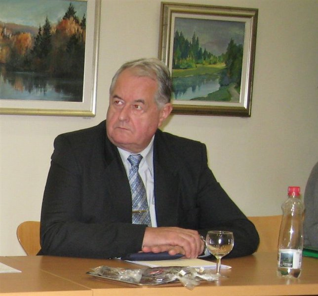Alojzij Muhič, župan Mestne občine Novo mesto