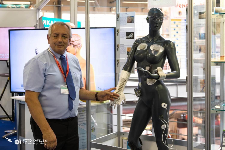 Na sejmu MEDICAL bo predstavljen koncept bionskega človeka v Evropi za izobraževalne namene; foto: Pomurski sejem