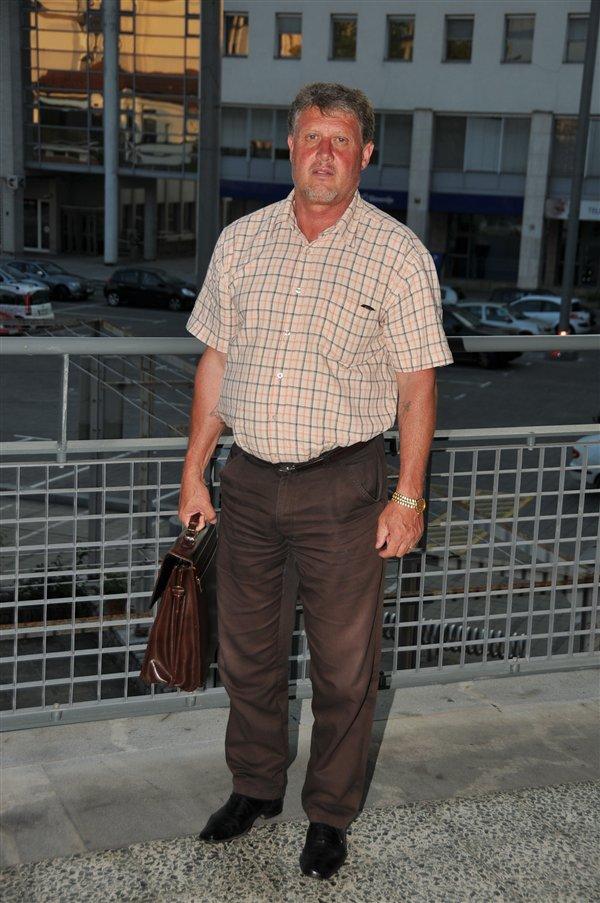 Bojan Tudija, podpredsednik Zveze Romov Slovenije