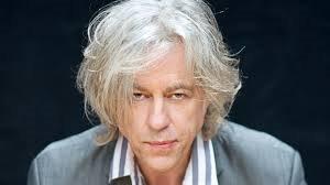Bob Geldof ima tudi naziv Sir