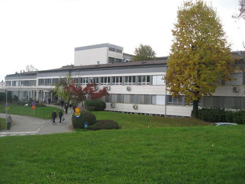Novomeška bolnišnica
