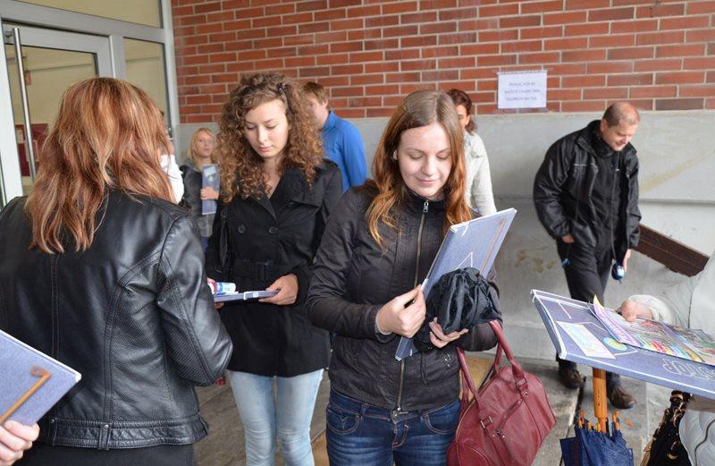 Na Univerzi v Mariboru želijo bodočim študentom zagotoviti čim več informacij.
