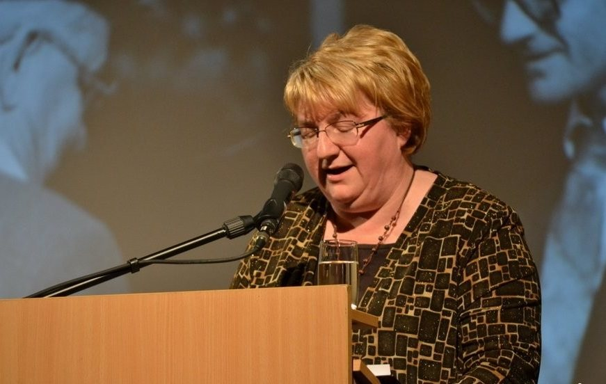 Dosedanjega predsednika Boštjana Pihlarja je nasledila Breda Žunič