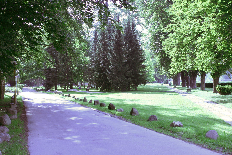 Mestni park