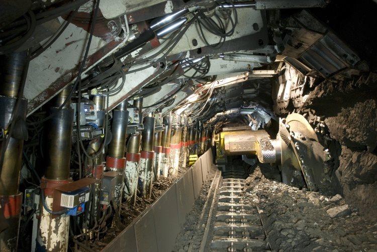 odkop premoga
