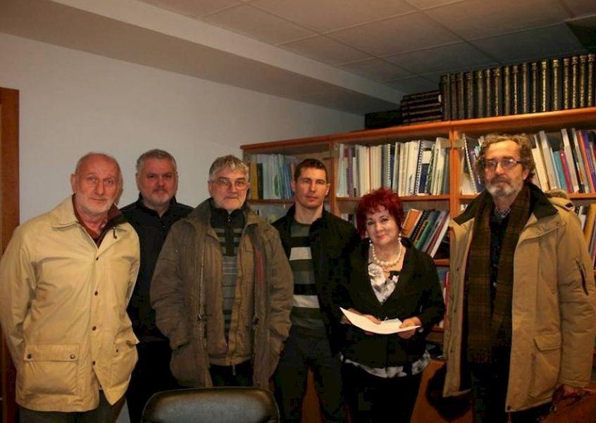 Predstavniki Civilne pobude pri varuhinji Vlasti Nussdorfer