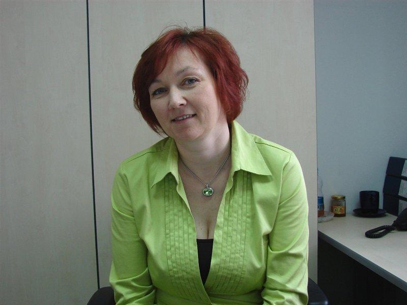 Danica Grandovec, koordinatorka projekta