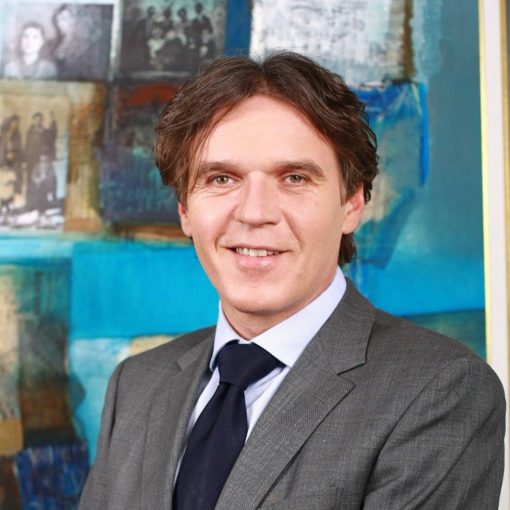 David Kastelic, predsednik uprave.