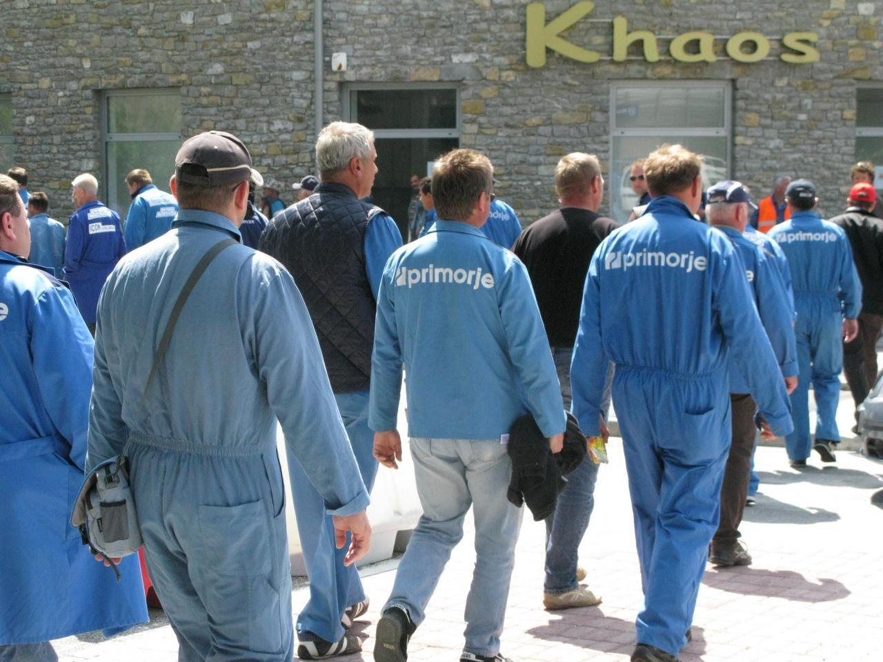 Delavci Primorje