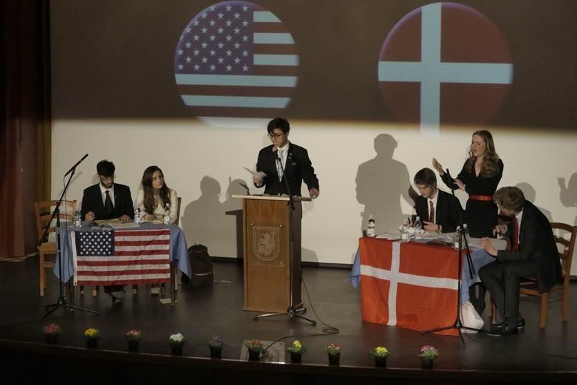 V veliki finale sta se uvrstili ekipi Danske in ZDA, slavili pa so Danci