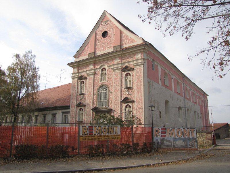Prenova Dominikanskega samostana!