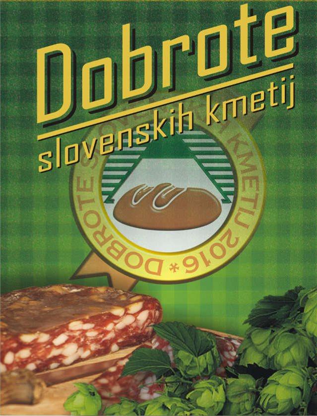 Letos se bo predstavilo okoli 650 slovenskih kmetij s 1304 izdelki.