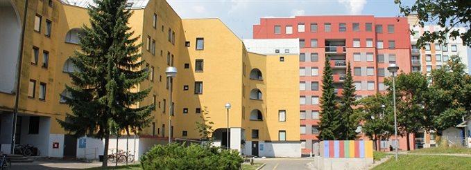 Študentski domovi Univerze v Mariboru nudijo študentom 2.663 ležišč.