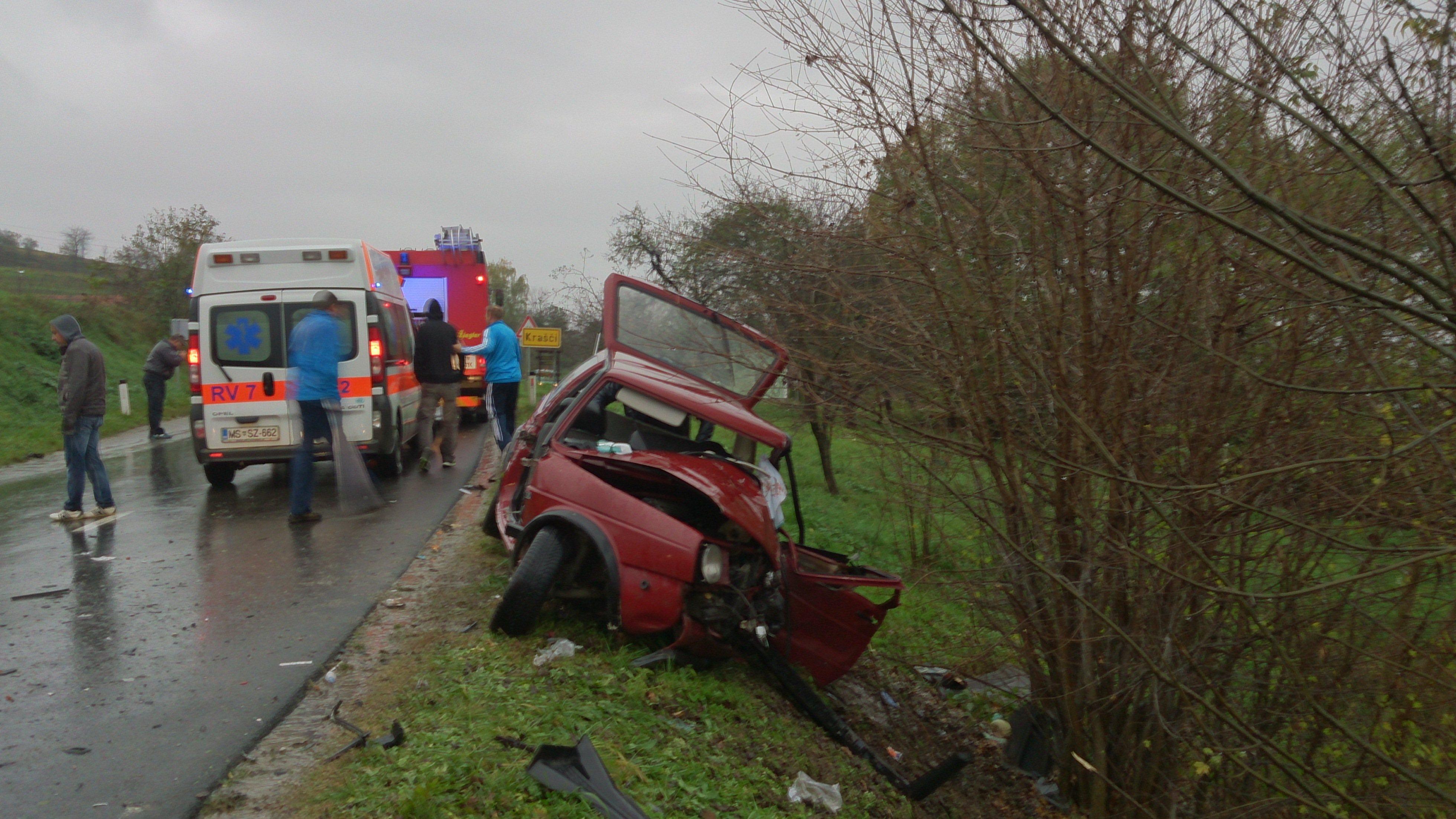 Pomurske ceste so danes zahtevale že osmo letošnjo smrtno žrtev.