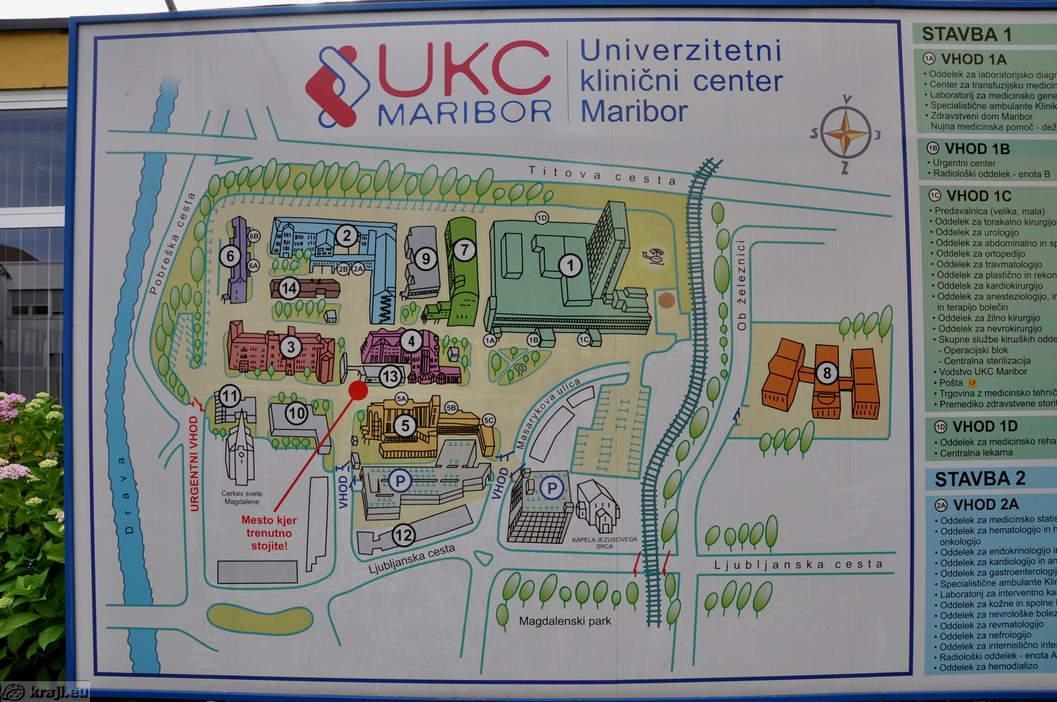 UKC Maribor v izgubi