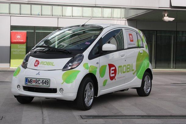 E-avtomobili  so prevoz prihodnosti