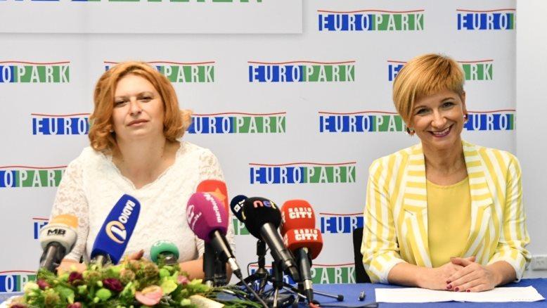 V Europarku Maribor, ki zaposluje okoli 1000 ljudi, nenehno vlagajo v razvoj in napredek.