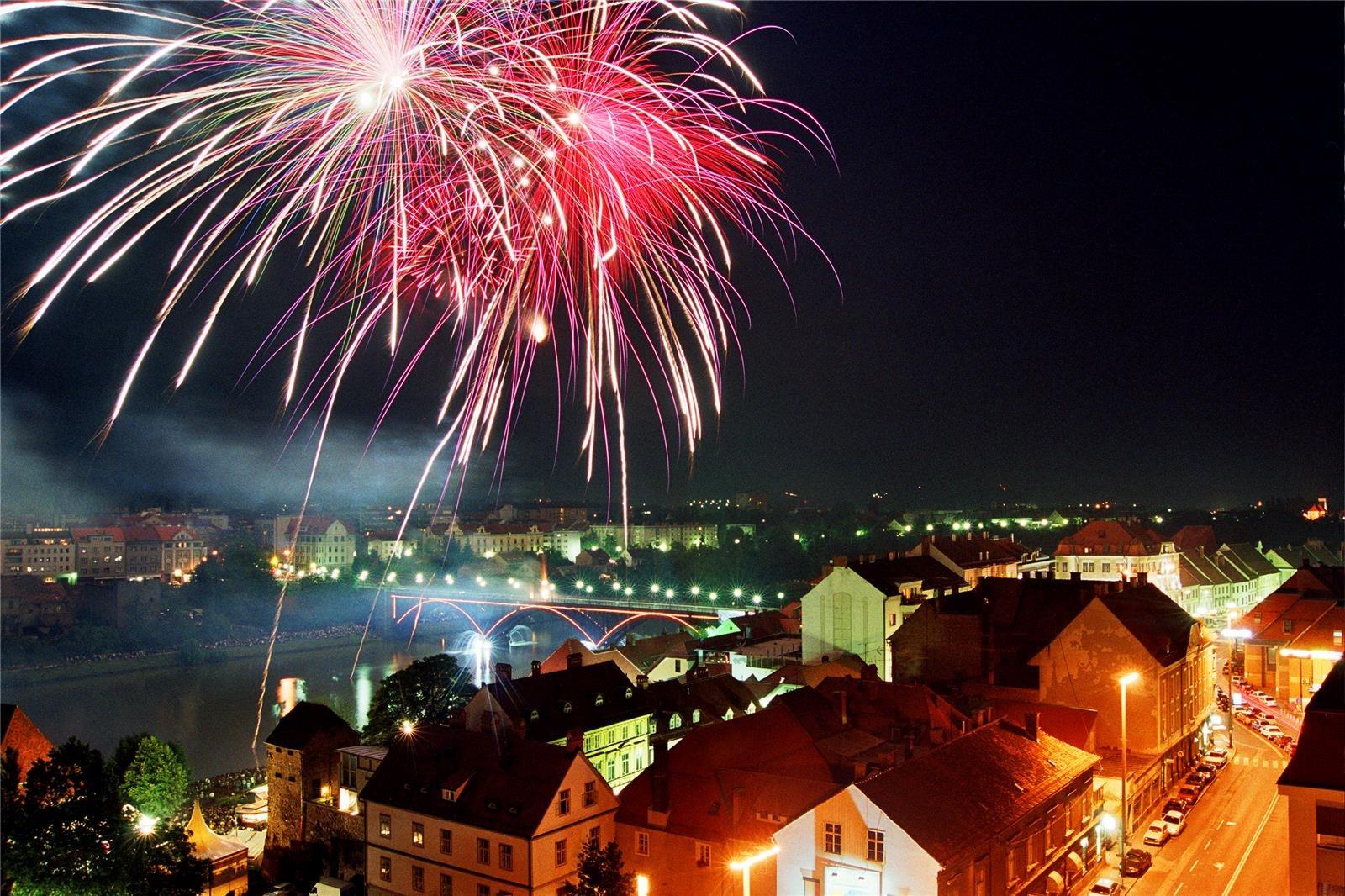 Festival Lent oživi Maribor