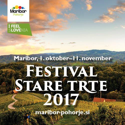 17. Festival Stare trte, mesec in pol trajajoči festival vina in kulinarike, kulture in zabave.