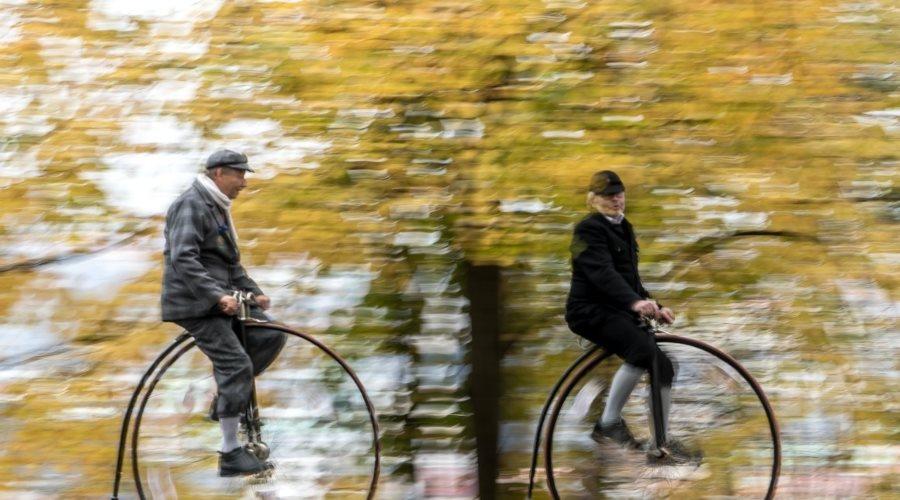 Slovensko kolesarstvo nekoč