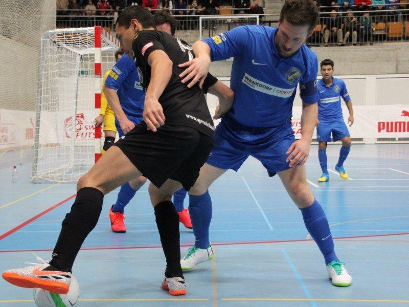 Futsal Klub Zavas Siliko vs. Klub malega nogometa Tomaž Šic Bar