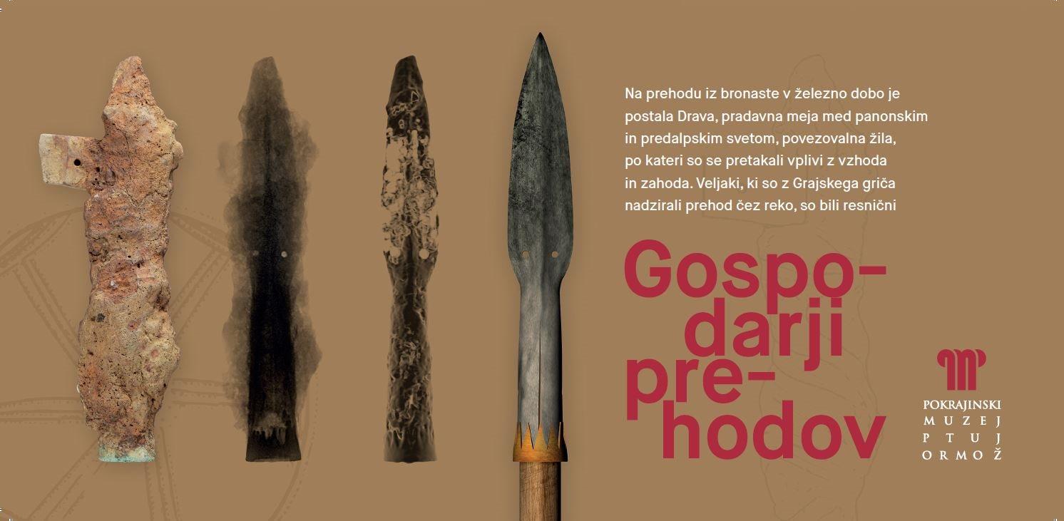 Izredno zanimive najdbe izpred treh tisočletij.