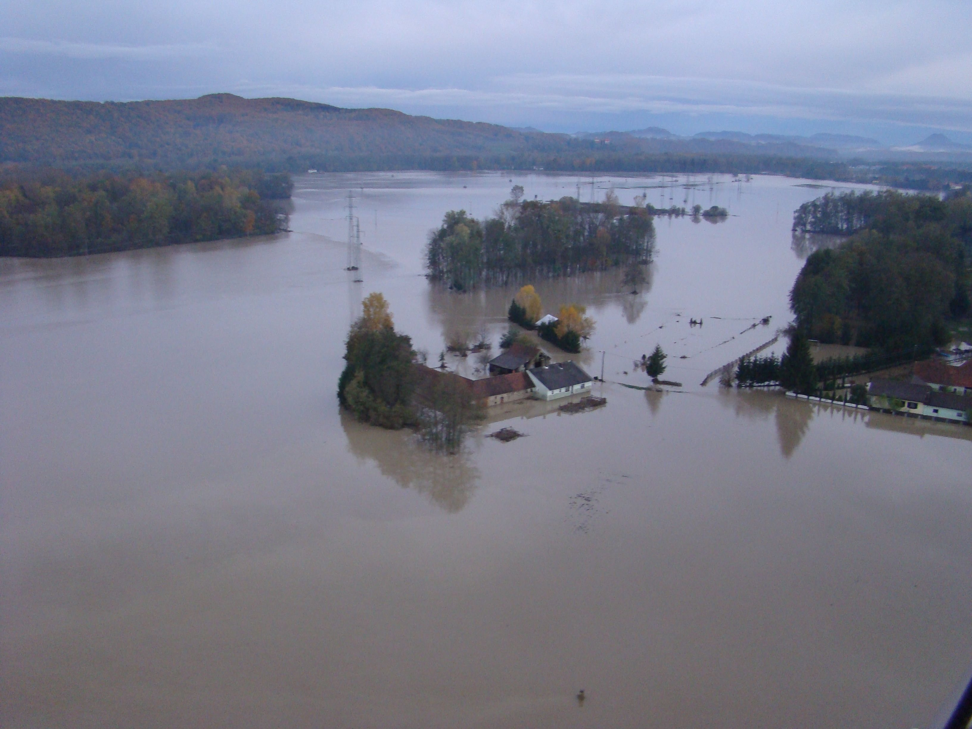 Novembrske poplave v občini Gorišnica!