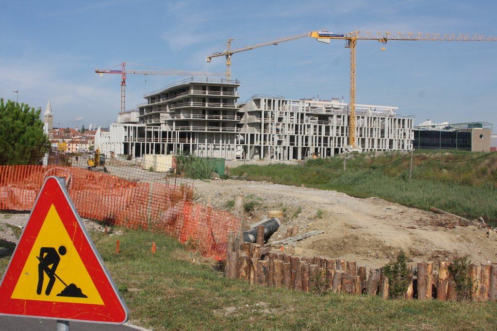 gradbišče