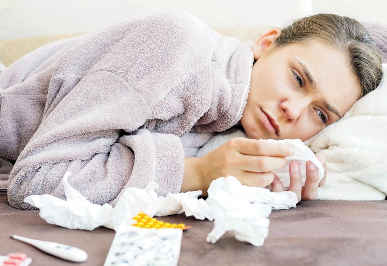 Gripa je sicer lahko tudi  neposredni vzrok smrti.