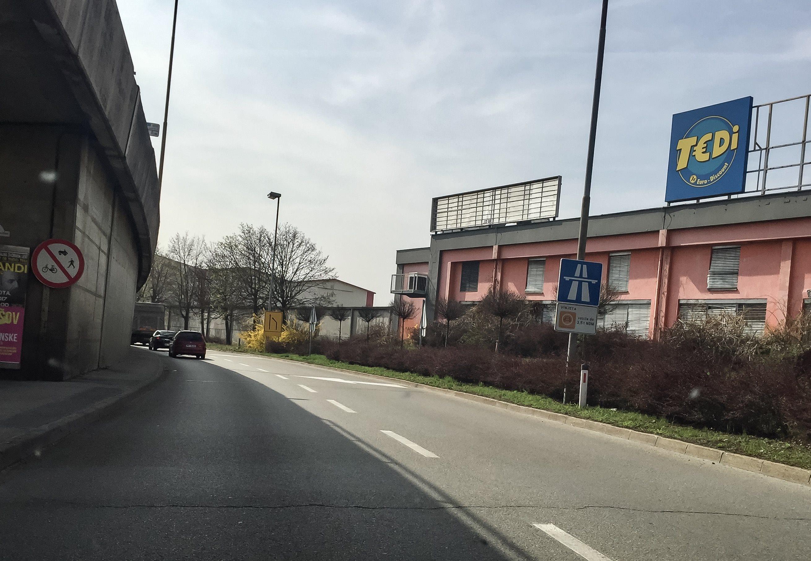 Ukinitev vinjet na hitri cesti skozi Maribor podpirajo tudi v sosednji občini Hoče - Slivnica.