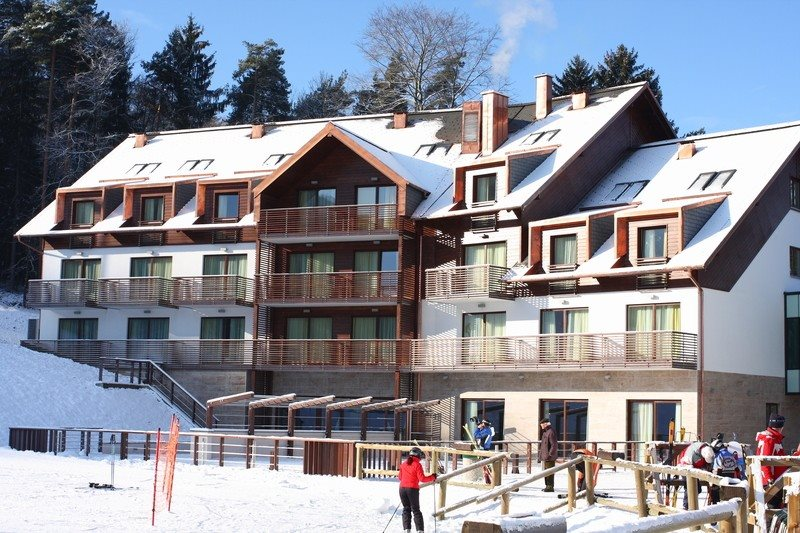 DUTB omenjene hotele in zemljo prodaja prvič.