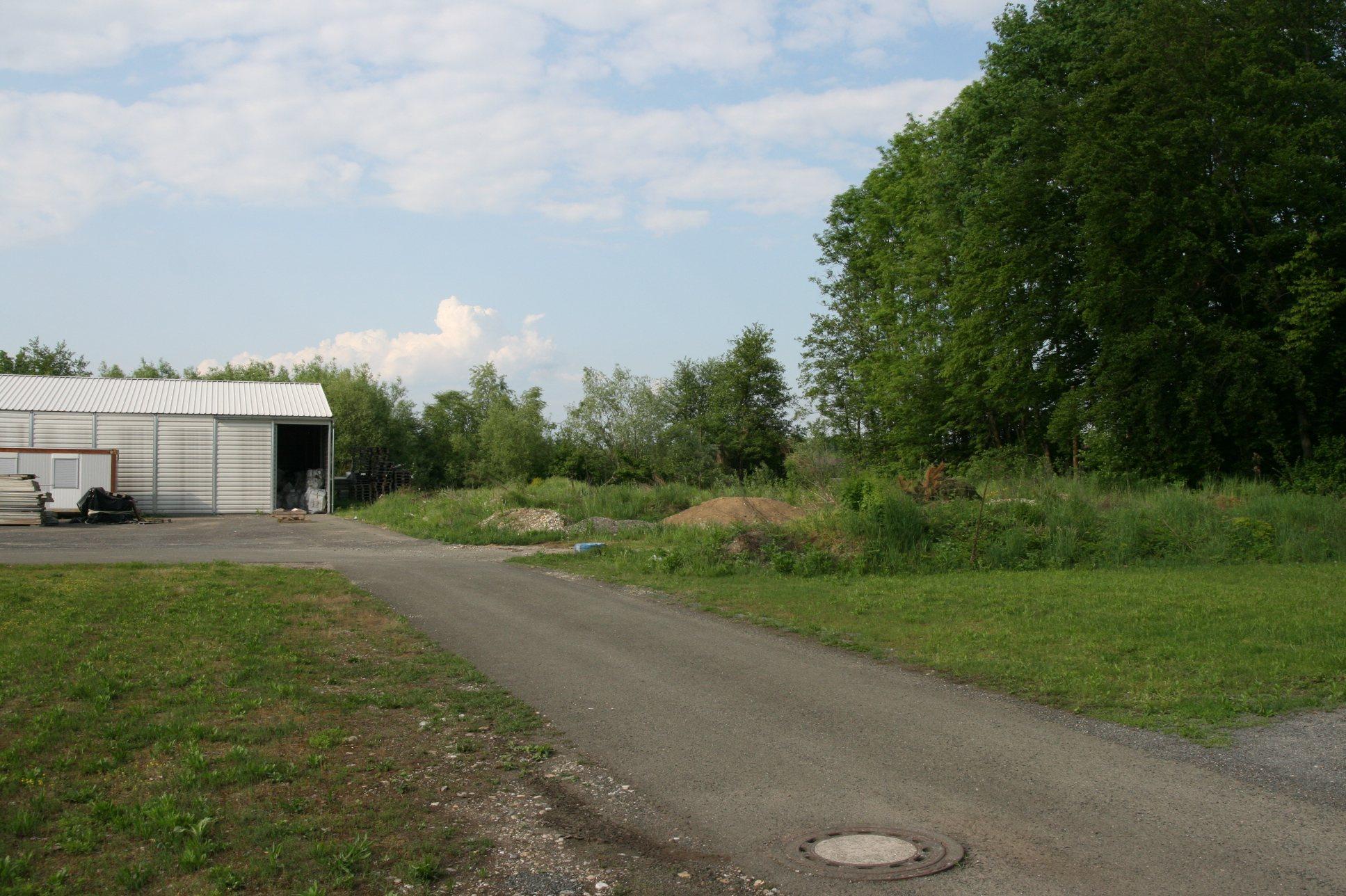 Na območju nekdanje žage bo stal zbirni center za odpadke.