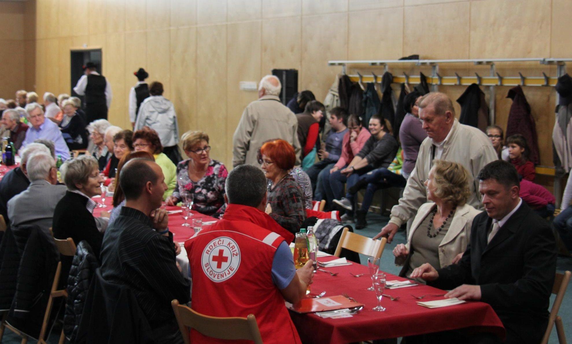 Srečanje starejših Ljutomerčanov; foto: Občina Ljutomer