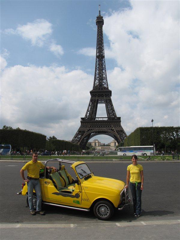 S katrco v Pariz