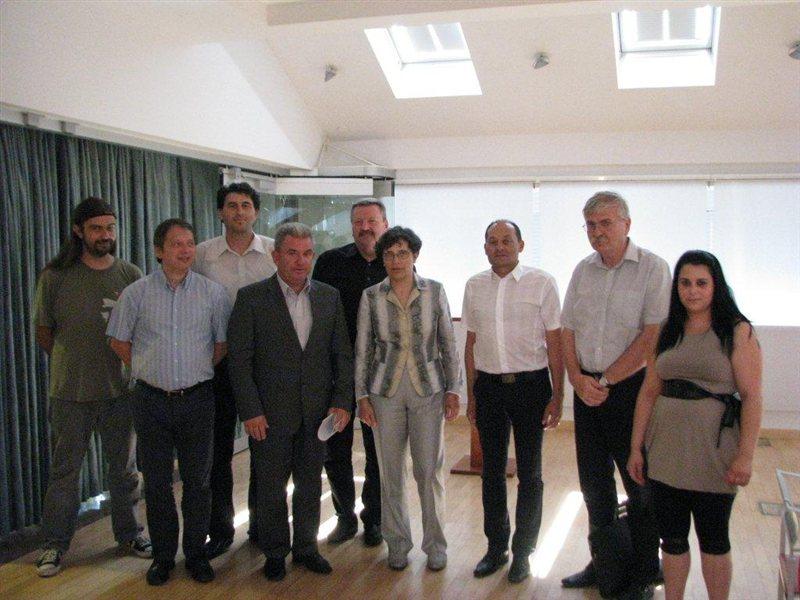 Srečanje s projektno skupino Romano Kher