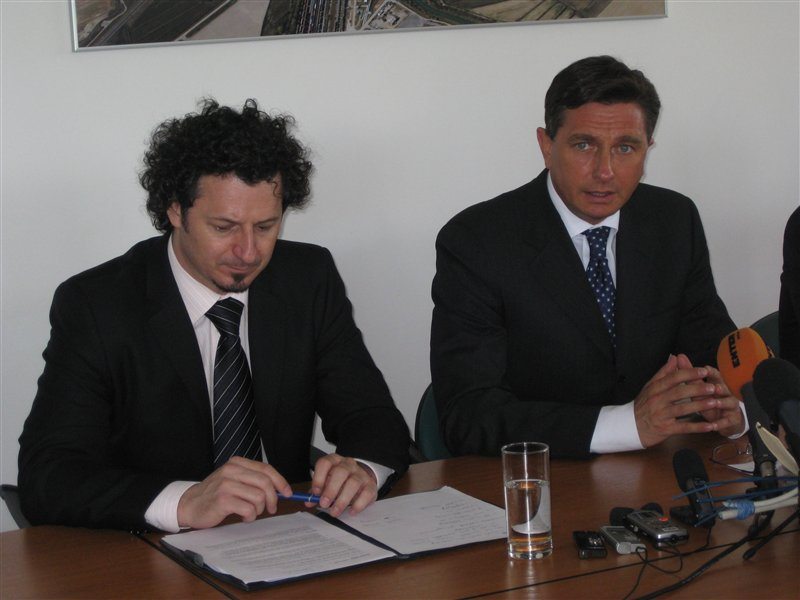 Vlačič in Pahor