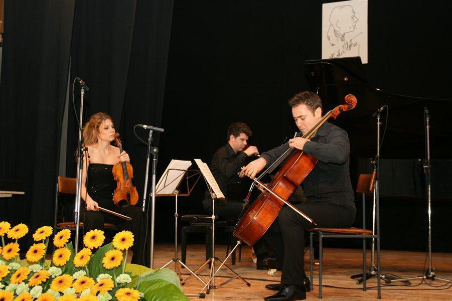 Na PACevem glasbenem maju so nastopili tudi člani zasedbe Wiener Klangkommune.