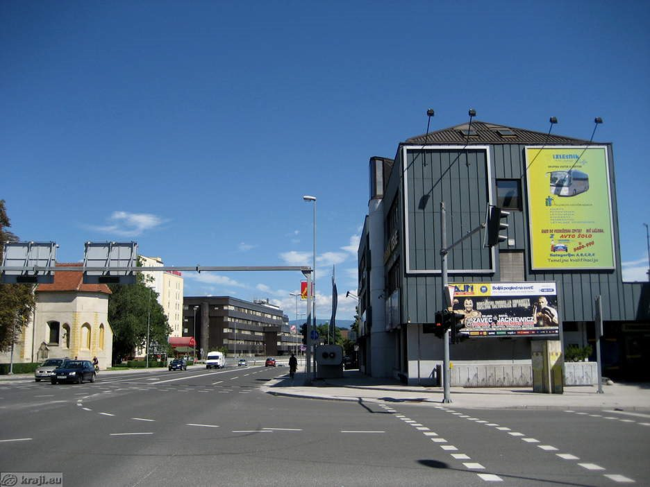 Mariborska cesta