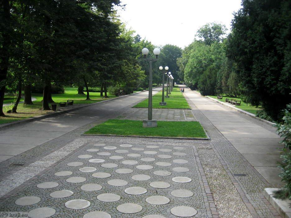 Promenada v Mestnem parku v Mariboru bo tudi doživela obnovo