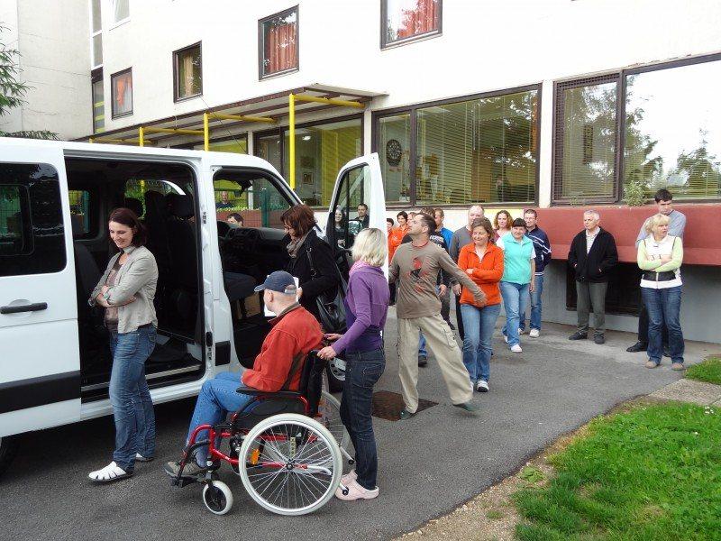 Ulice Ptuja so prijazne do invalidov!