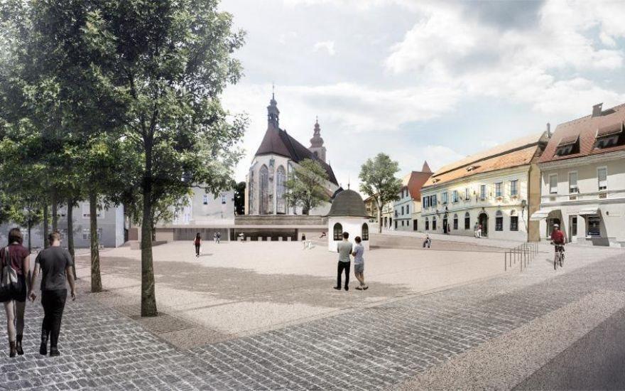 Načrtovana prenova mestne tržnice v najstarejšem slovenskem mestu že nekaj časa buri duhove.