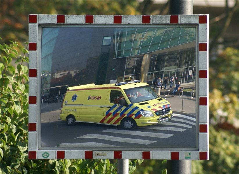 V izolskem zdravstvenem domu pravijo, da so v Kopru njihovo reševalno vozilo zlorabljal tudi za to, da so hodili na čevapčiče ali mrliške oglede.