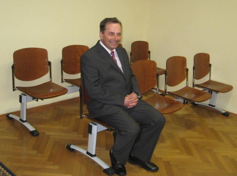 Trebanjski župan Alojzij Kastelic