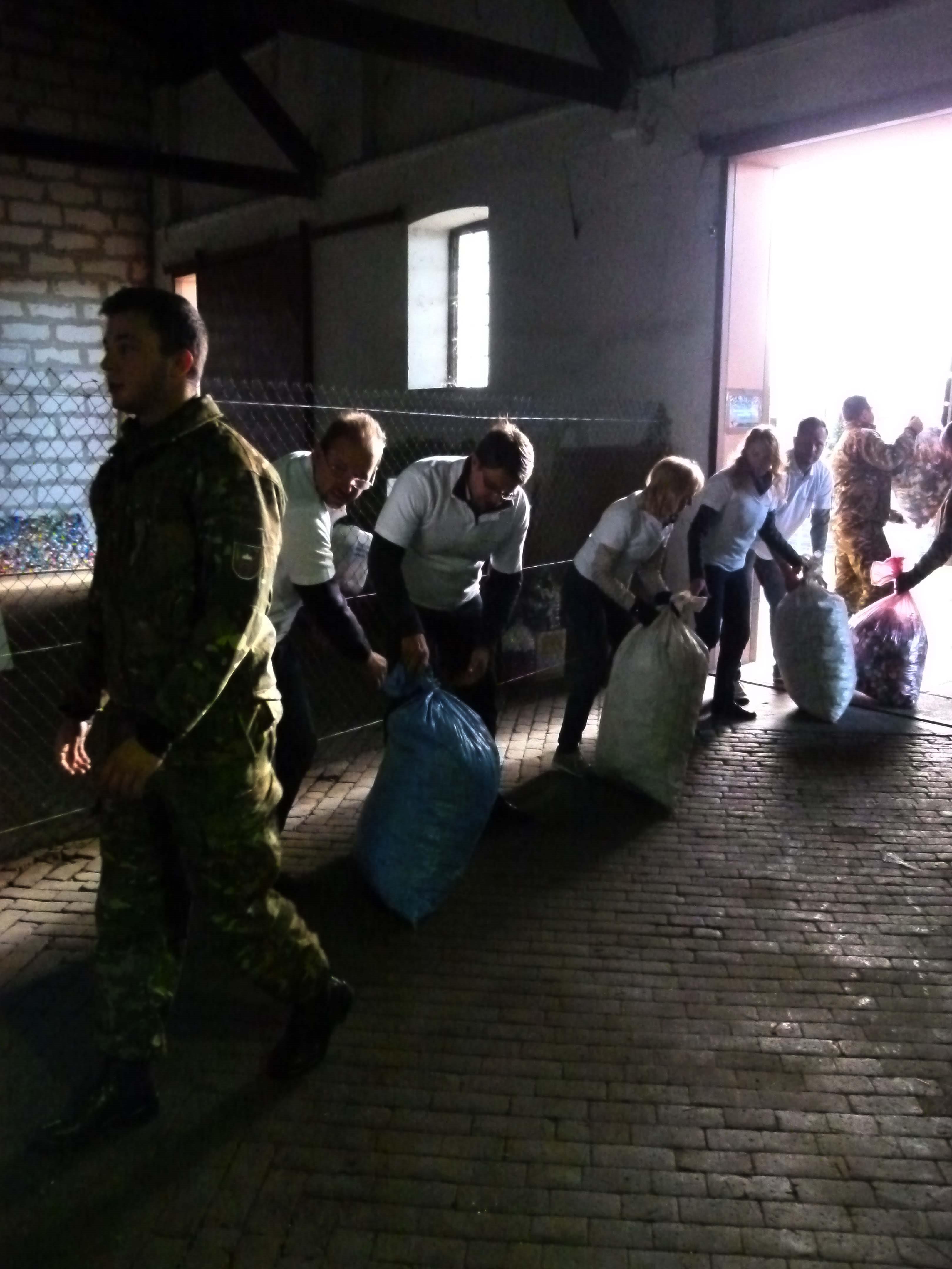 Manager klub Ptuj aktivno sodeloval pri projektu humanitarnega zbiranja 3 ton zamaškov.