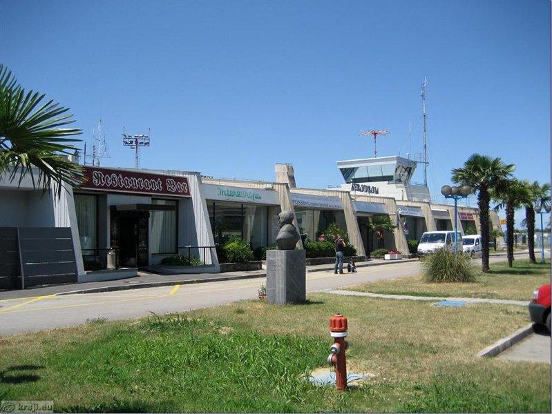 Letališče Portorož
