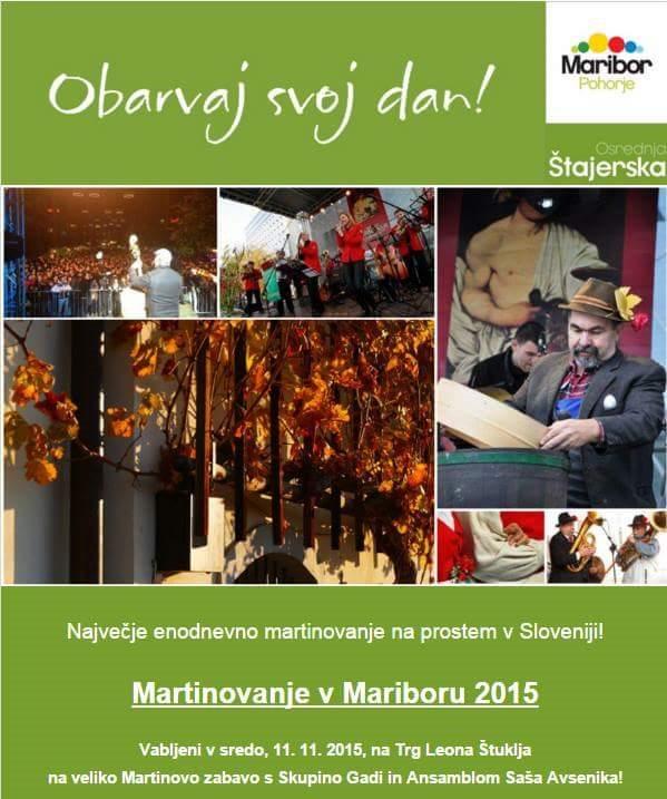 Martinov vikend je pred nami in nanj so se v Mariboru dobro pripravili.