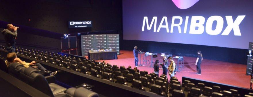 V tem trenutku imamo Mariborčani najsodobnejši kino v Sloveniji.